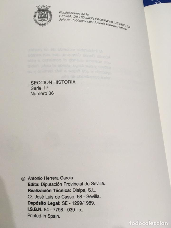 Libros de segunda mano: El estado de olivares. Antonio Herrera García - Foto 3 - 106554947