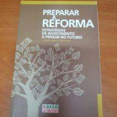 Libros de segunda mano: LIBRO PREPARACIÓN PARA LA JUBILACIÓN EN PORTUGUÊS. Lote 52024605