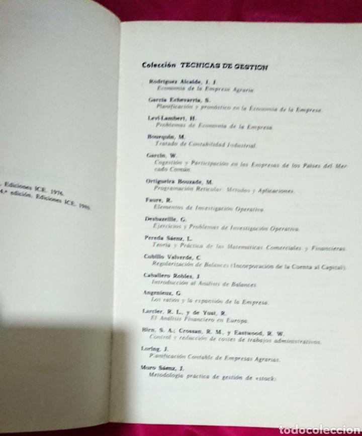 Libros de segunda mano: Contabilidad financiera Jose Rivero y Introducción a la economía positiva Richard G. Lipsey - Foto 3 - 205384762