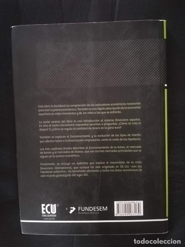 Libros de segunda mano: CÓMO LEER LA PRENSA ECONÓMICA - EVARISTO FERRER CASTELLÓ - Foto 2 - 205831440
