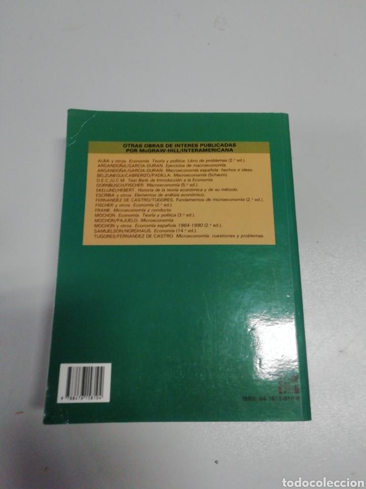 Libros de segunda mano: Economía cuarta edicion - Foto 3 - 206376011