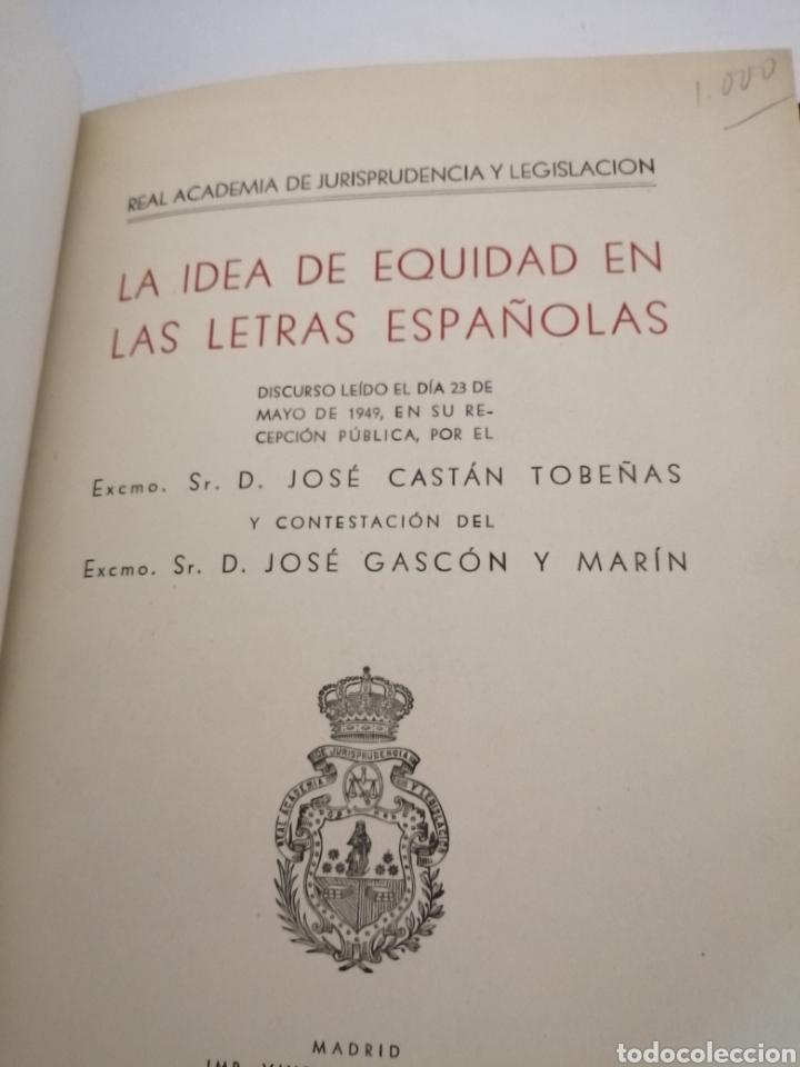 Libros de segunda mano: OBRAS DE JOSE CASTAN TOBEÑAS: 5 obras reunidas en un tomo - Foto 2 - 206365632