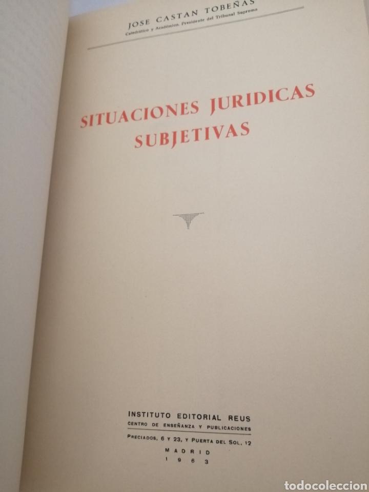Libros de segunda mano: OBRAS DE JOSE CASTAN TOBEÑAS: 5 obras reunidas en un tomo - Foto 3 - 206365632