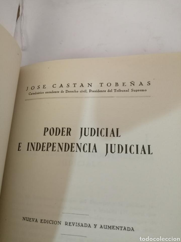 Libros de segunda mano: OBRAS DE JOSE CASTAN TOBEÑAS: 5 obras reunidas en un tomo - Foto 6 - 206365632