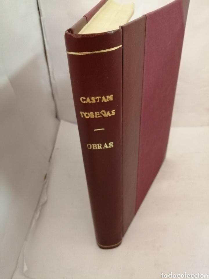 OBRAS DE JOSE CASTAN TOBEÑAS: 5 OBRAS REUNIDAS EN UN TOMO (Libros de Segunda Mano - Ciencias, Manuales y Oficios - Derecho, Economía y Comercio)