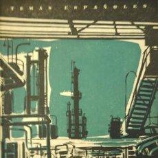 Libros de segunda mano: GALLARDO, FRANCISCO. CARTAGENA INDUSTRIAL. 1958 (TEMAS ESPAÑOLES).. Lote 206784637