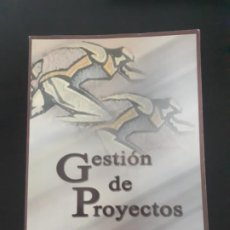 Libros de segunda mano: LIBRO GESTIÓN DE PROYECTOS. Lote 207883808