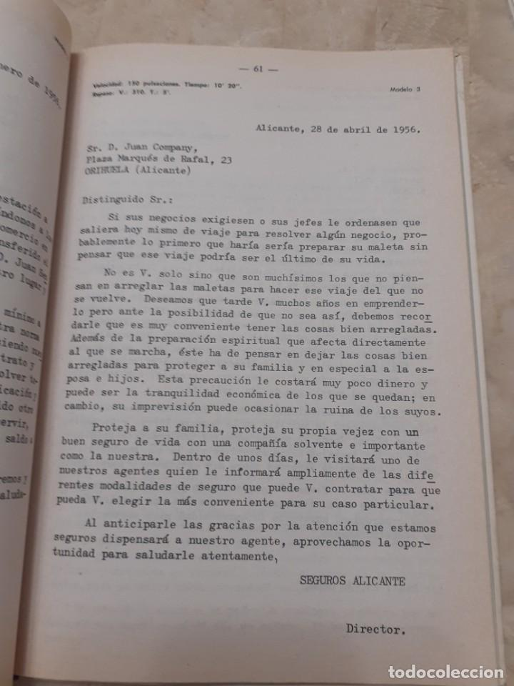 Libros de segunda mano: Ejercicios de Mecanografia Manuel Ripolles 10º edicion - Foto 3 - 208434557