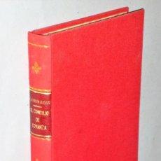 Libros de segunda mano: EL CONCILIO DE COYANZA. CONTRIBUCIÓN AL ESTUDIO DEL DERECHO CANÓNICO ESPAÑOL EN LA ALTA EDAD MEDIA. Lote 208649431