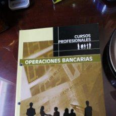 Libros de segunda mano: OPERACIONES BANCARIAS, ADAMS. Lote 209758162