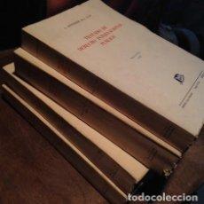 Libros de segunda mano: TRATADO DE DERECHO INTERNACIONAL PUBLICO . 8ª EDICION INGLESA. LOPEZ OLIVAN Y CASTRO-RIAL.1961. Lote 210184635