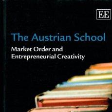 Libros de segunda mano: THE AUSTRIAN SCHOOL / JESÚS HUERTA DE SOTO. Lote 210553647