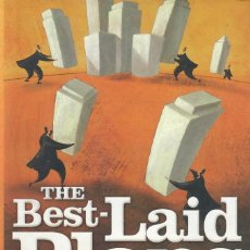Libros de segunda mano: THE BEST-LAID PLANS. HOW GOVERNMENT PLANNING HARMS YOUR QUALITY OF LIFE... / RANDAL O'TOOLE. Lote 210554491