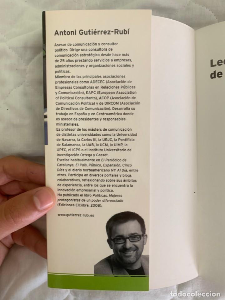 Libros de segunda mano: Lecciones de Brawn GP - Las 10 claves empresariales para competir con éxito - Antoni Gutierrez Rubí - Foto 3 - 211754741