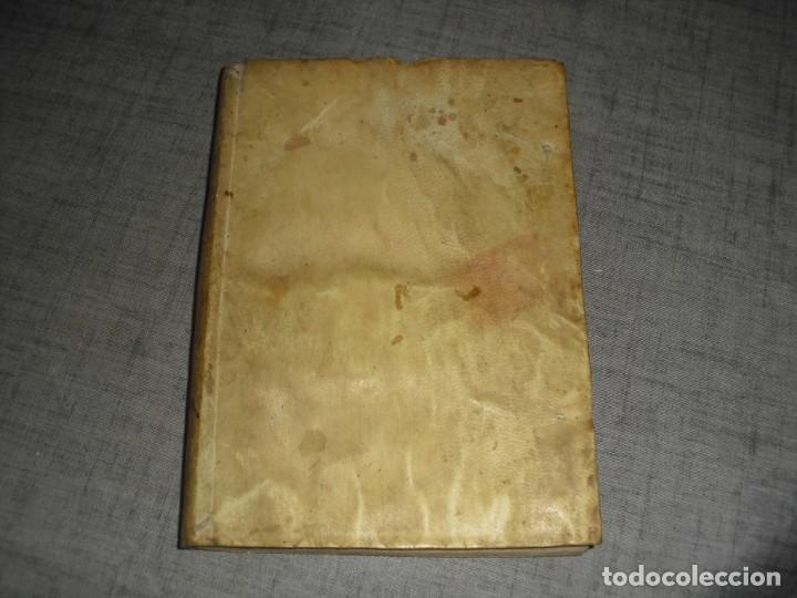 LIBRO DERECHO ANTIGUO INSTRUCCION DE ESCRIBANOS JOSEP JUAN Y COLOM 1777 (Libros de Segunda Mano - Ciencias, Manuales y Oficios - Derecho, Economía y Comercio)