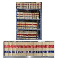 Libros de segunda mano: REPERTORIO CRONOLÓGICO DE LEGISLACIÓN. EDITORIAL ARANZADI. 1975 -1990. 62 TOMOS. VER TODAS LAS FOTOS. Lote 218491068