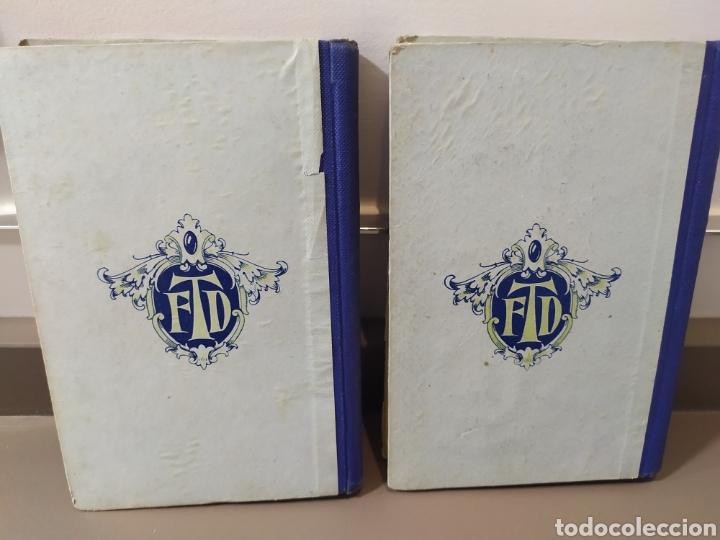 Libros de segunda mano: Teneduría de libros 2º Y 3º grado de FTD (fobat timoratem deum) 1925y 1926 - Foto 2 - 218548790
