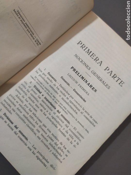 Libros de segunda mano: Teneduría de libros 2º Y 3º grado de FTD (fobat timoratem deum) 1925y 1926 - Foto 6 - 218548790