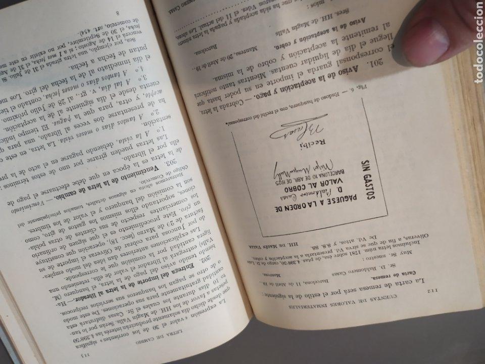 Libros de segunda mano: Teneduría de libros 2º Y 3º grado de FTD (fobat timoratem deum) 1925y 1926 - Foto 10 - 218548790