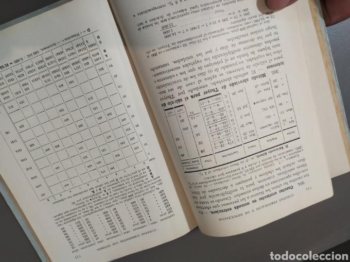 Libros de segunda mano: Teneduría de libros 2º Y 3º grado de FTD (fobat timoratem deum) 1925y 1926 - Foto 12 - 218548790