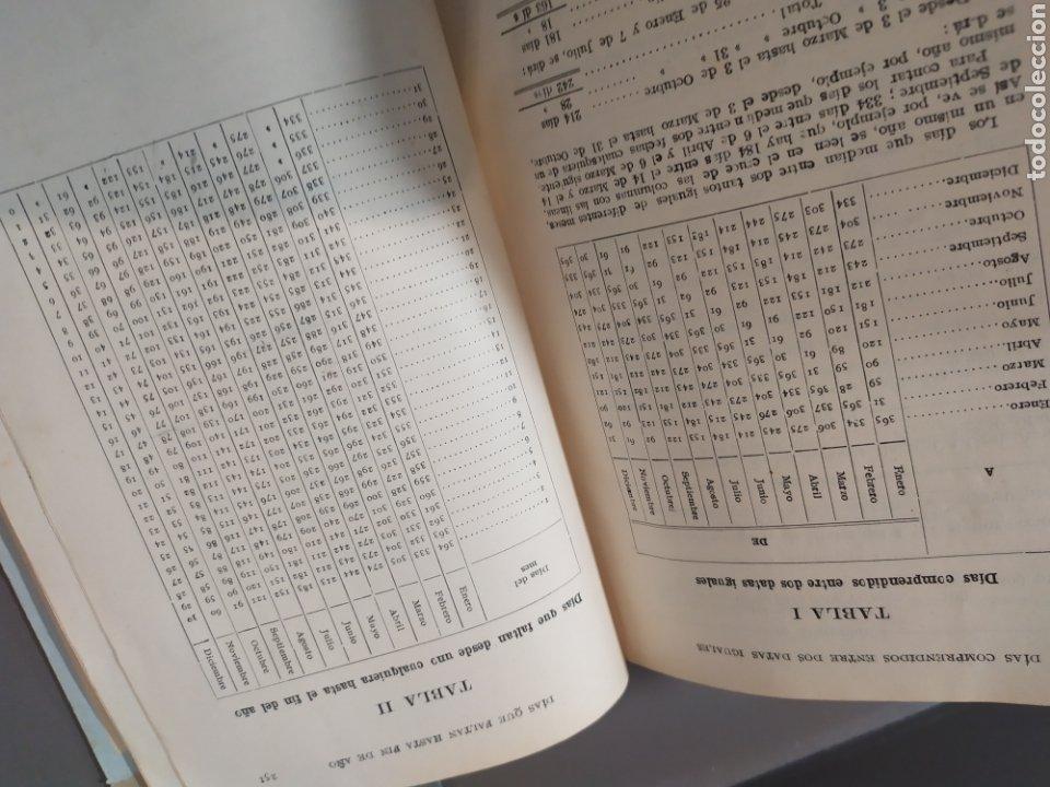 Libros de segunda mano: Teneduría de libros 2º Y 3º grado de FTD (fobat timoratem deum) 1925y 1926 - Foto 15 - 218548790