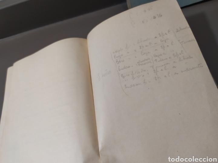 Libros de segunda mano: Teneduría de libros 2º Y 3º grado de FTD (fobat timoratem deum) 1925y 1926 - Foto 17 - 218548790