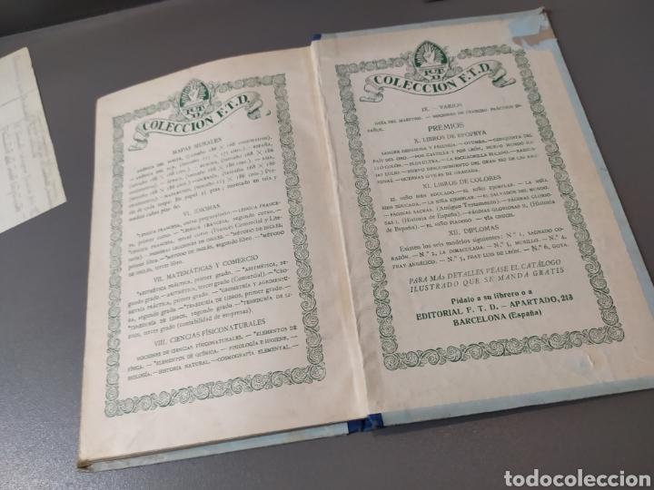 Libros de segunda mano: Teneduría de libros 2º Y 3º grado de FTD (fobat timoratem deum) 1925y 1926 - Foto 18 - 218548790
