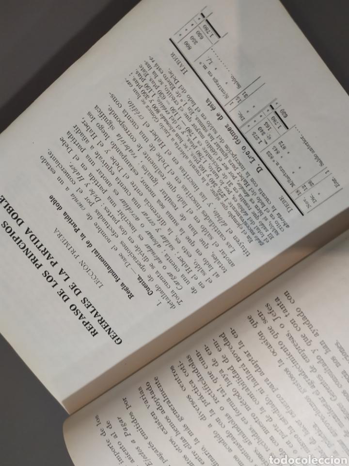 Libros de segunda mano: Teneduría de libros 2º Y 3º grado de FTD (fobat timoratem deum) 1925y 1926 - Foto 22 - 218548790
