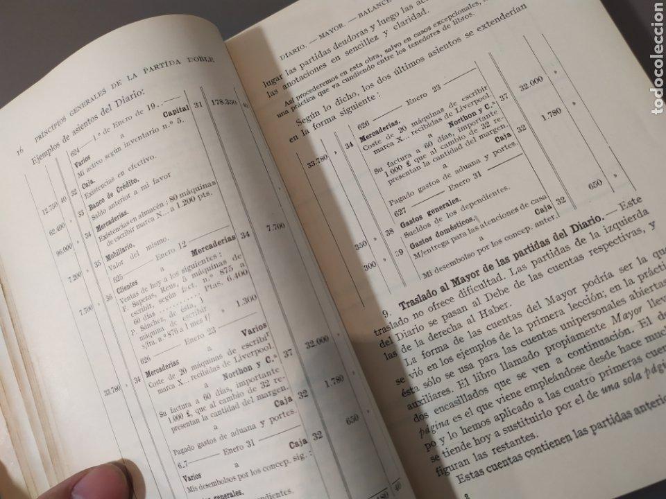 Libros de segunda mano: Teneduría de libros 2º Y 3º grado de FTD (fobat timoratem deum) 1925y 1926 - Foto 23 - 218548790