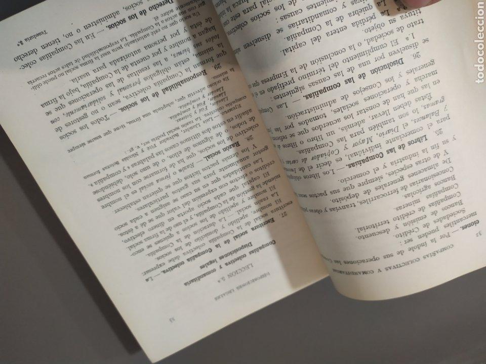 Libros de segunda mano: Teneduría de libros 2º Y 3º grado de FTD (fobat timoratem deum) 1925y 1926 - Foto 24 - 218548790