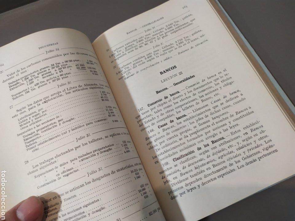 Libros de segunda mano: Teneduría de libros 2º Y 3º grado de FTD (fobat timoratem deum) 1925y 1926 - Foto 26 - 218548790