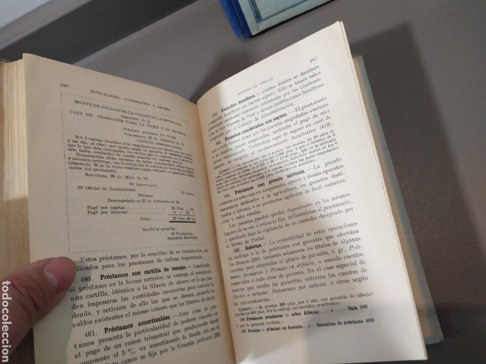 Libros de segunda mano: Teneduría de libros 2º Y 3º grado de FTD (fobat timoratem deum) 1925y 1926 - Foto 31 - 218548790