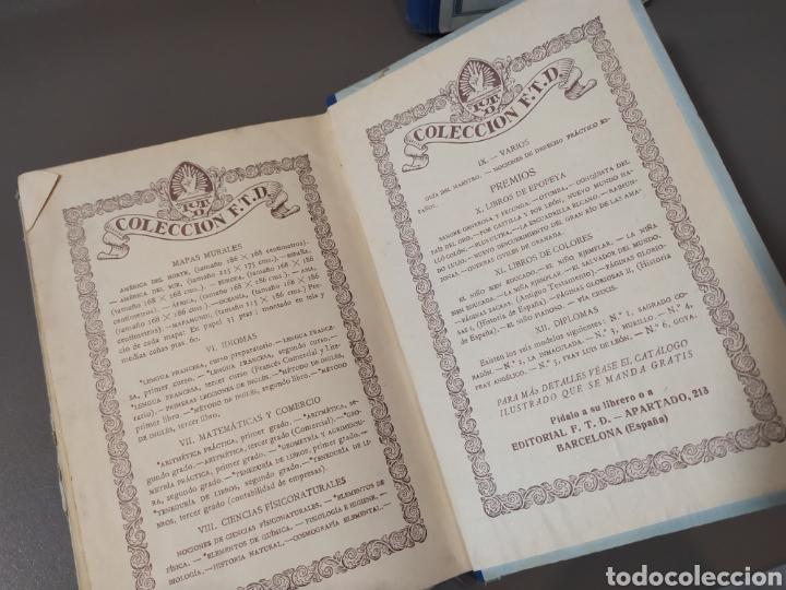 Libros de segunda mano: Teneduría de libros 2º Y 3º grado de FTD (fobat timoratem deum) 1925y 1926 - Foto 32 - 218548790