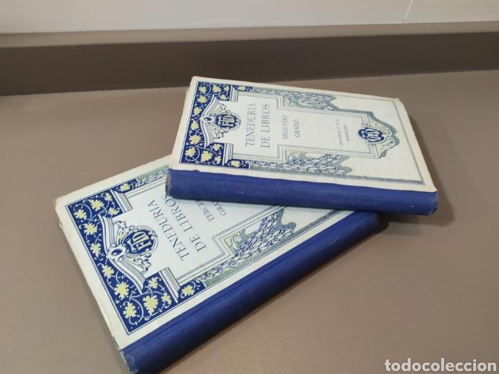 Libros de segunda mano: Teneduría de libros 2º Y 3º grado de FTD (fobat timoratem deum) 1925y 1926 - Foto 34 - 218548790
