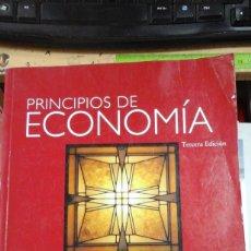 Libros de segunda mano: PRINCIPIOS DE ECONOMÍA (MADRID, 2007) 3ª ED.. Lote 218821601