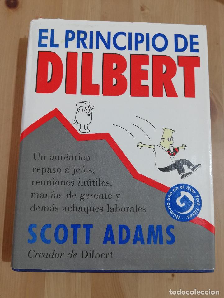 EL PRINCIPIO DE DILBERT (SCOTT ADAMS) (Libros de Segunda Mano - Ciencias, Manuales y Oficios - Derecho, Economía y Comercio)