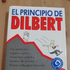 Libros de segunda mano: EL PRINCIPIO DE DILBERT (SCOTT ADAMS). Lote 219073382
