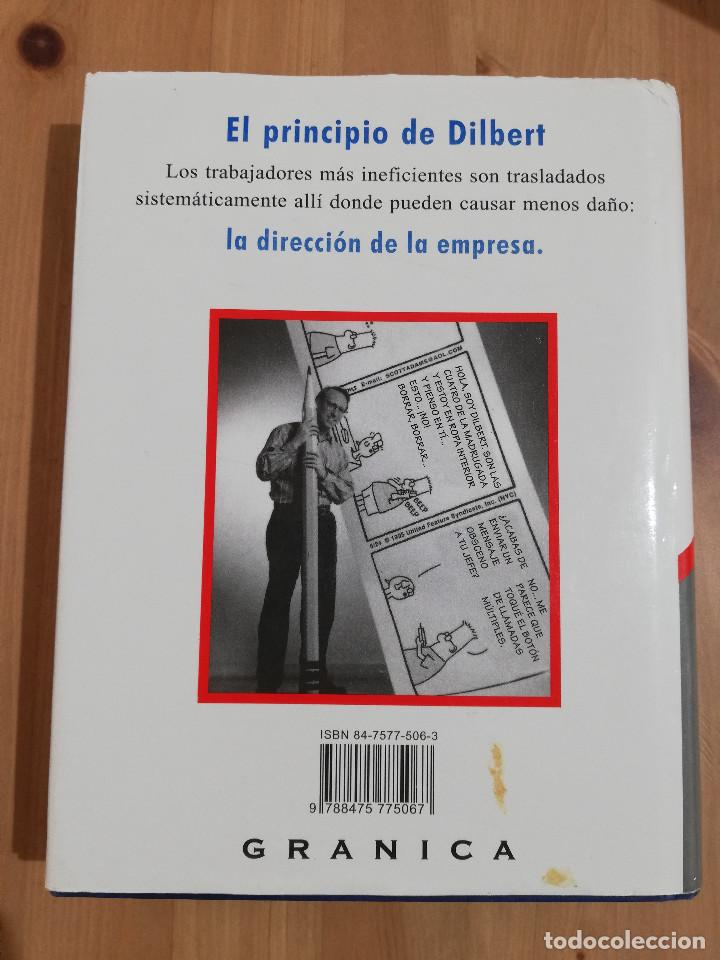 Libros de segunda mano: EL PRINCIPIO DE DILBERT (SCOTT ADAMS) - Foto 5 - 219073382