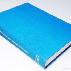 Libros de segunda mano: MANUAL DE ORGANIZACIÓN Y MÉTODOS : II . DIRECCIÓN DE PERSONAL / JULIÁN CARRASCO BELINCHÓN. 1971.. Lote 219338348
