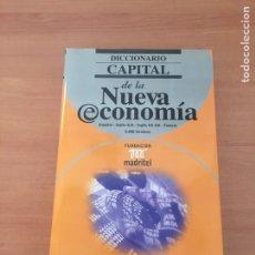 Libros de segunda mano: NUEVA ECONOMÍA. Lote 219706606