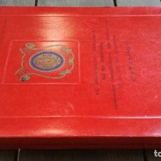 Libros de segunda mano: EL DOCUMENTO NOTARIAL EN LA HISTORIA EXPOSICION CONMEMORATIVA CENTENARIO LEY NOTARIADO X405. Lote 219894195