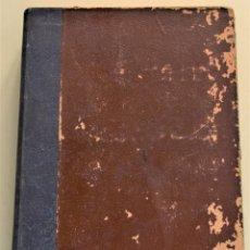 Libros de segunda mano: CONTESTACIONES AL PROGRAMA DE OPOSICONES CUERPO TÉCNICO BANCO DE ESPAÑA - A. MORENO - MADRID 1950. Lote 231833970