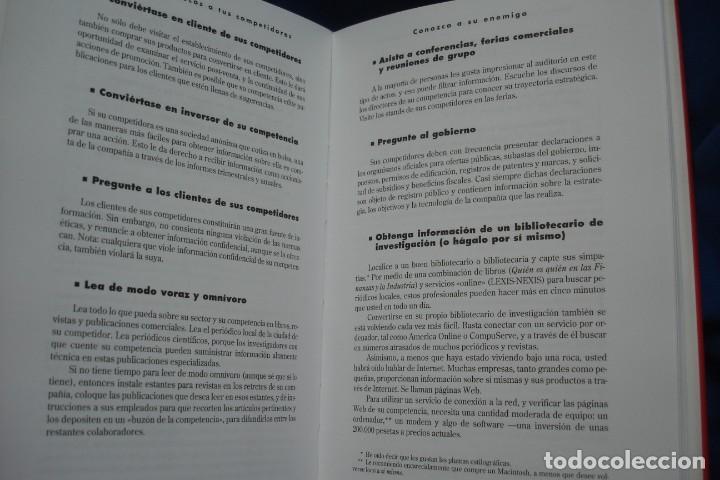 Libros de segunda mano: CÓMO VOLVER LOCOS A TUS COMPETIDORES - GUY KAWAKAKI - ED. PLANETA 1996 - Foto 3 - 233371810