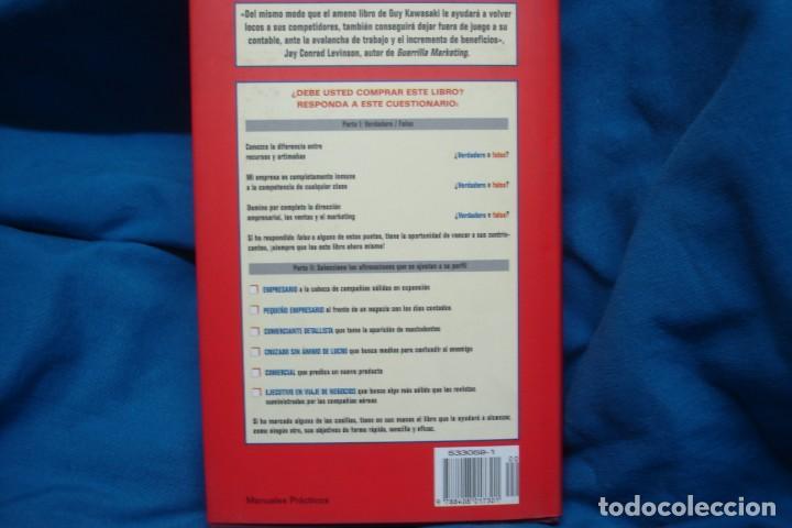 Libros de segunda mano: CÓMO VOLVER LOCOS A TUS COMPETIDORES - GUY KAWAKAKI - ED. PLANETA 1996 - Foto 4 - 233371810