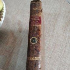 Libros de segunda mano: ANTIGUO LIBRO, ELEMENTOS DE DERECHO ESPAÑOL. Lote 233836880