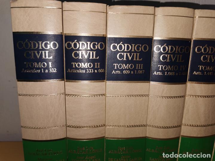 Libros de segunda mano: Código civil : doctrina y jurisprudencia Albácar López, José Luis, Mariano Martin Granizo 1991 - Foto 7 - 233982580