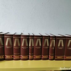 Libros de segunda mano: ACTUALIDAD PENAL. 13 TOMOS. Lote 234117565