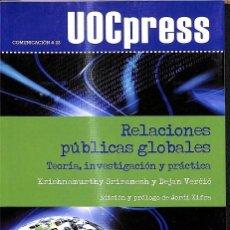 Libros de segunda mano: RELACIONES PÚBLICAS GLOBALES. Lote 235358295