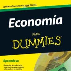 Libros de segunda mano: ECONOMÍA PARA DUMMIES. SEAN MASAKI FLYNN. GRANICA. Lote 235517855