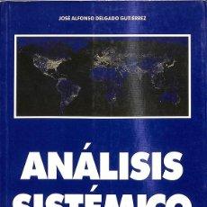 Libros de segunda mano: ANÁLISIS SISTÉMICO. Lote 235686990
